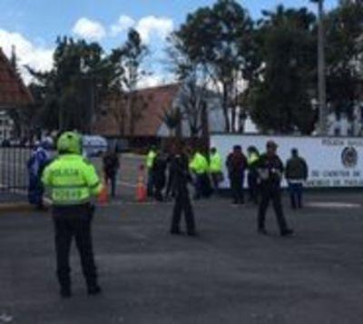 Gobierno colombiano identifica a presunto autor de atentado