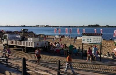 Lanzan el operativo verano en la Costanera