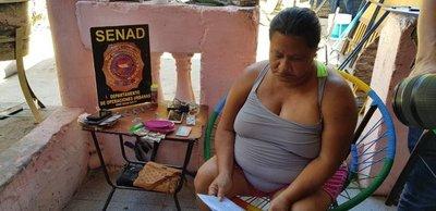 Detienen a 'microtraficante' en barrio Obrero