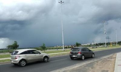 Anuncian lluvias con tormentas eléctricas para este viernes