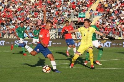 Suda Sub20: Bolivia sorprende a Chile con empate