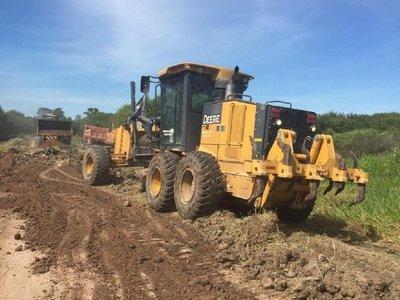 Requieren ayuda de ganaderos para reparar caminos de Bahía Negra