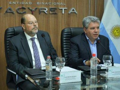 Yacyretá: Argentina paga por cesión e inhabilitan a oferente de Añá Cuá