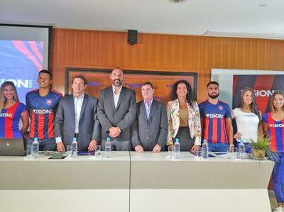 Visión Banco renueva su apoyo para Cerro Porteño