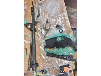 Caso armas involucra a una empresa y 4 importadores