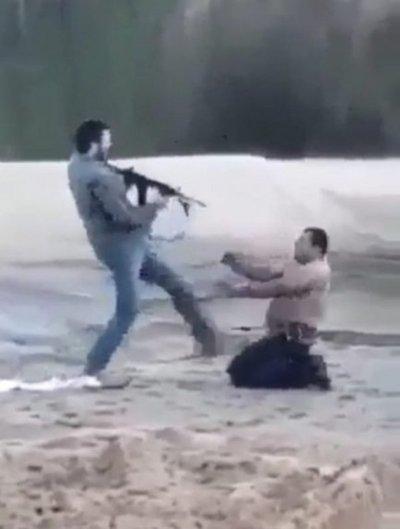 Papo Morales dice que amenazó con arma de juguete para una película