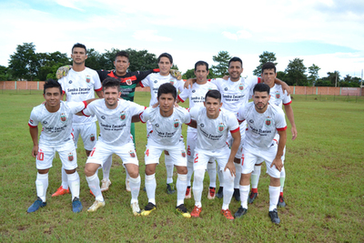 """13"" lidera la Pre Copa Paraguay"