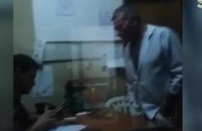 Ex suboficial de policía ebrio protagoniza accidente