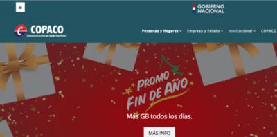 HOY / Copaco denuncia ataque a su web: cambiaron sueldos de directivos