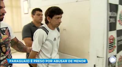 Cae paraguayo en Brasil por poseer una esclava sexual