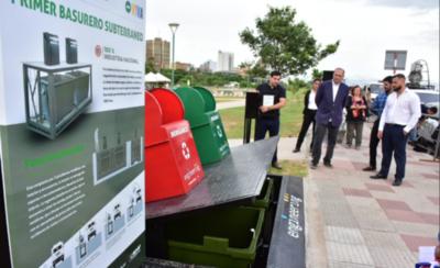 HOY / Asunción tiene su primer basurero subterráneo