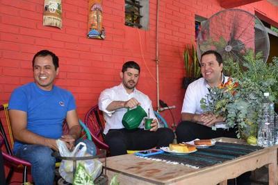 """""""Tereré literario"""", digno ejemplo a implementar en Ciudad del Este"""