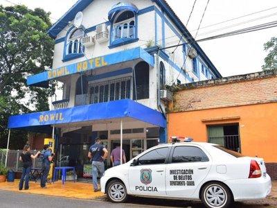 Allanan hotel donde Papo Morales estuvo por última vez