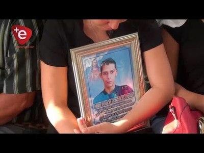 CASO NERY GONZALEZ: DESCONOCIDOS OFRECEN DINERO A FAMILIA DE ASESINADO