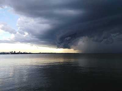 Seis departamentos del país están bajo alerta de tormentas