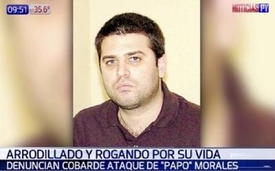 """""""Papo"""" Morales tiene dos imputaciones encima"""