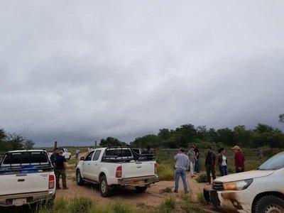 Denunciado por deforestar, allanan estancia del exgobernador de Canindeyú