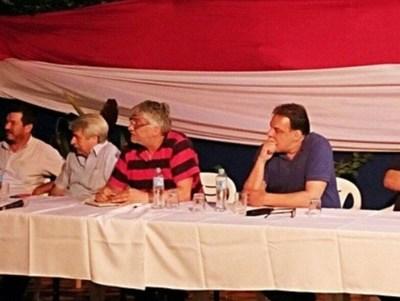 El Frente Guasú rechazaría juramento de Cartes, Afara y Nicanor
