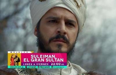 ¡Mira el avance de Suleiman, El Gran Sultán!