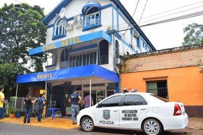 """Intervienen un hotel donde estuvo hospedado Gregorio """"Papo"""" Morales"""
