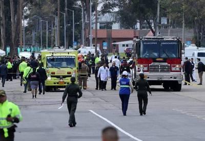 El impacto del atentado terrorista en Bogotá llega al campo internacional