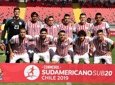 Paraguay enfrentará a Argentina en el Sudamericano Sub 20