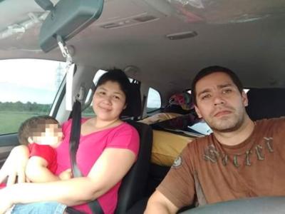 Una paraguaya fue  rescatada de ashá