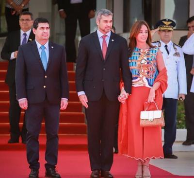 Presidente viajó a Suiza para participar del Foro Económico