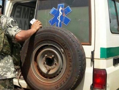 Bebé nace en una ambulancia de la FTC