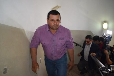 Expeón de Papo declara en Fiscalía de Villarrica