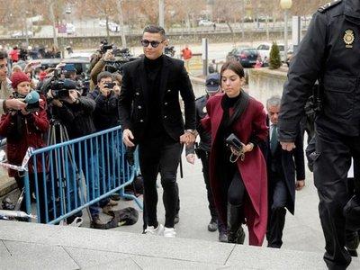 Ronaldo condenado a 23 meses de cárcel por evasión