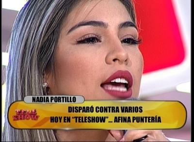 """La angustia de Nadia Portillo: """"Mi hijo le extraña a su papá"""""""