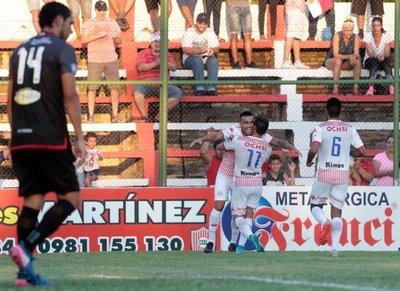 Los primeros tres puntos del Apertura 2019 fueron para Sportivo San Lorenzo