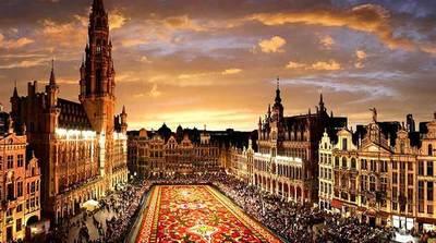 Bruselas: encantadora capital de Europa