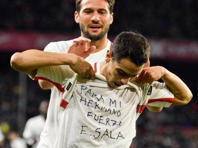 El Barca pagó caro la ausencia de Messi ante Sevilla