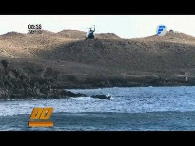 Analizan restos orgánicos encontrados en Lanzarote, podrían ser de Romína Núñez