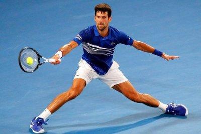 Djokovic mide a Pouille por un lugar en la final