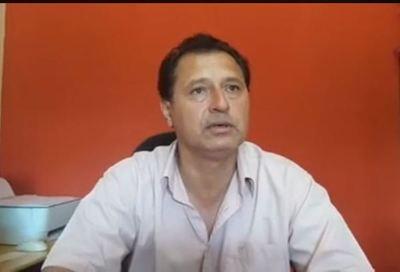 """Luis Machuca: """"Solo me pagaron un mes"""""""