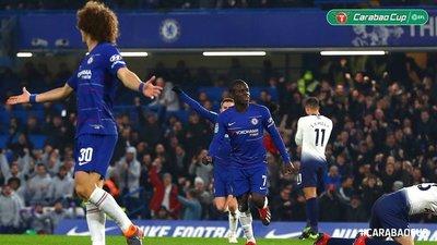 Chelsea manda en Londres