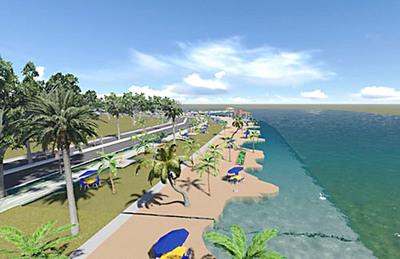 Se completan cinco años de la promesa zacariista de la costanera en lago Acaray