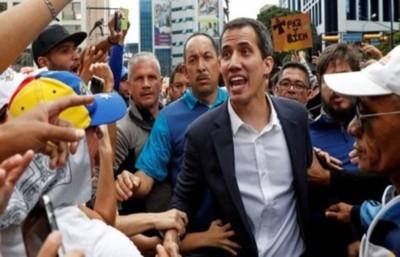 """Guaidó mantiene """"en reserva"""" el lugar de su ubicación"""