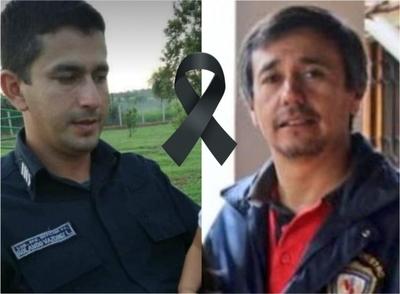 Tres días de duelo por muerte de policías