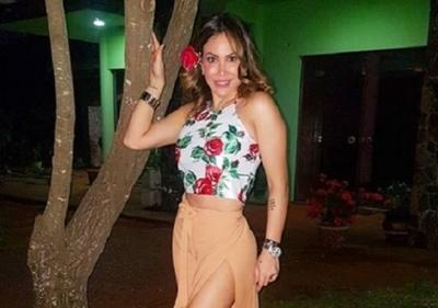 Ruth Alcaráz responde las críticas hacia su esposo