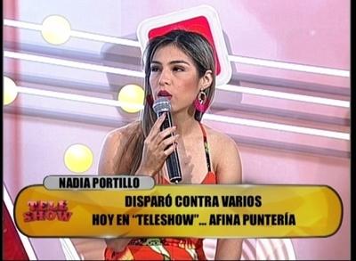 La curiosa nueva declaración de Nadia Portillo