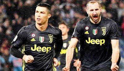 Cristiano hace más líder a Juventus