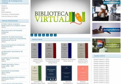 Biblioteca virtual presenta ensayo de jurista internacional