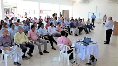 Desean conformar Consejo de Desarrollo Departamental en Boquerón