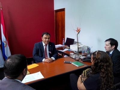 Fiscal general pide a rebeldes que se entreguen a la Justicia