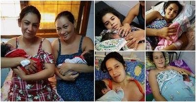 Coronel Oviedo: 10 nacimientos en menos de 12 horas