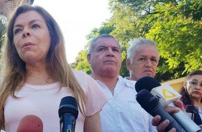 Sandra McLeod presenta nueva renuncia a la Intendencia de CDE